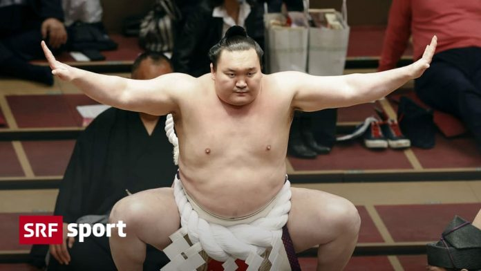 After 45 tournament victories - the most successful sumo wrestler in history puts an end - The Sports