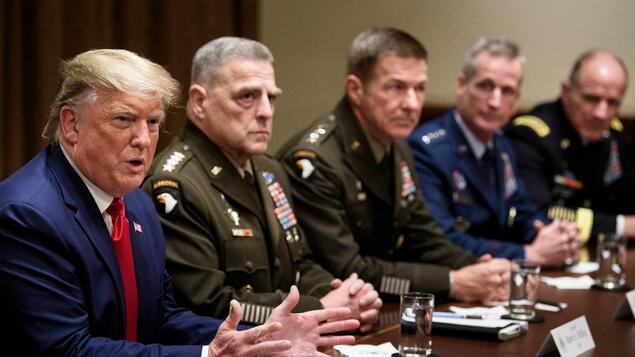 After Capitol Storm: US Military Command Restricts Trump's Access to Nuclear Weapons - Politics