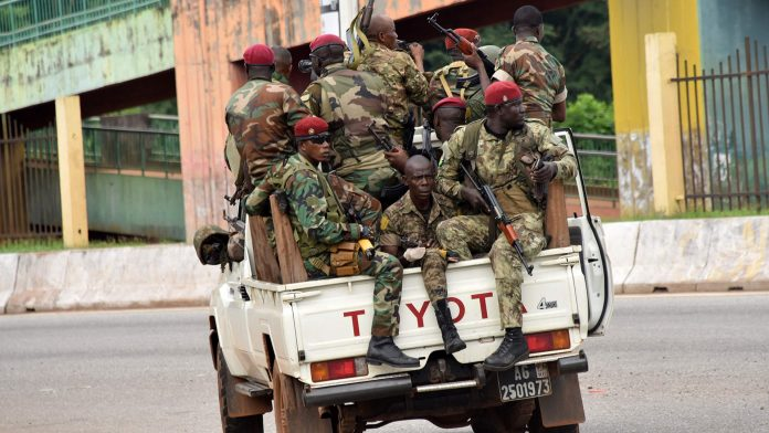 After controversial elections: an attempted coup in Guinea