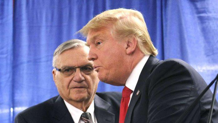Bankrupt in Arizona, but Donald Trump continues
