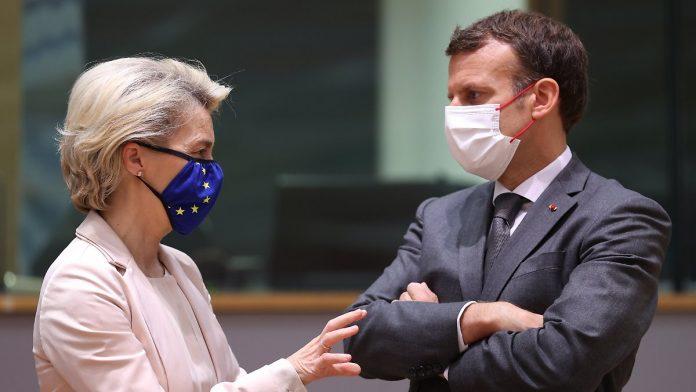Dispute over failed submarine deal: Von der Leyen: France's treatment 'unacceptable'