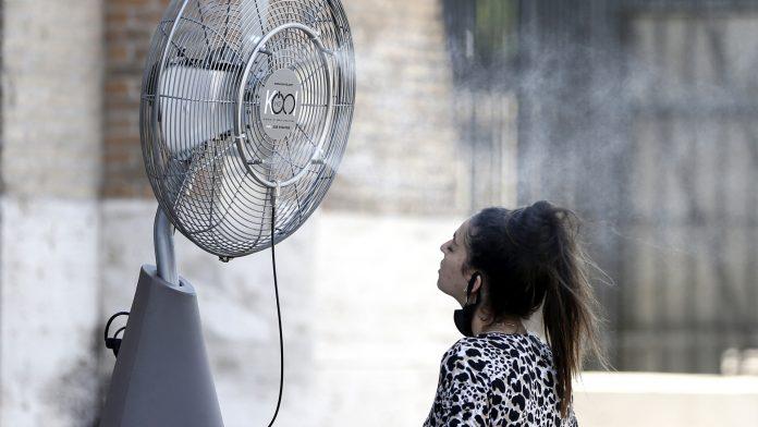 EU data: Europe's hottest summer |  tagesschau.de