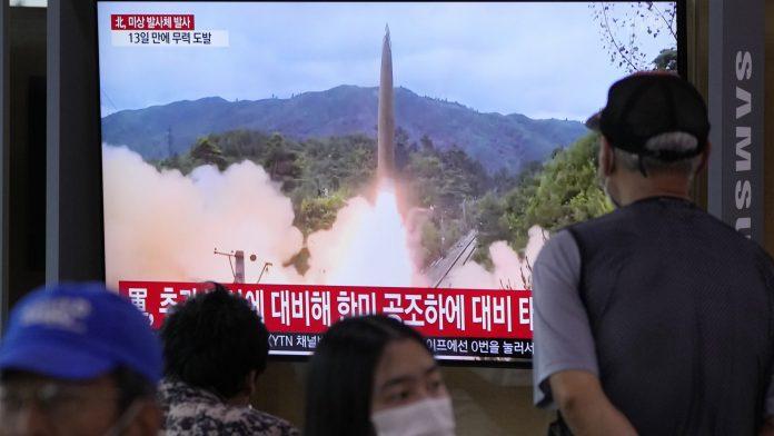 Ignore UN resolution: North Korea fires missiles again