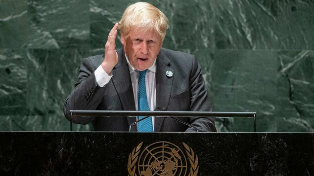 'Kermit the Frog was wrong': Johnson fights ridiculous rhetoric for greater climate protection