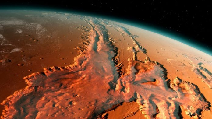 Life on Mars: That's why it wasn't meant to be