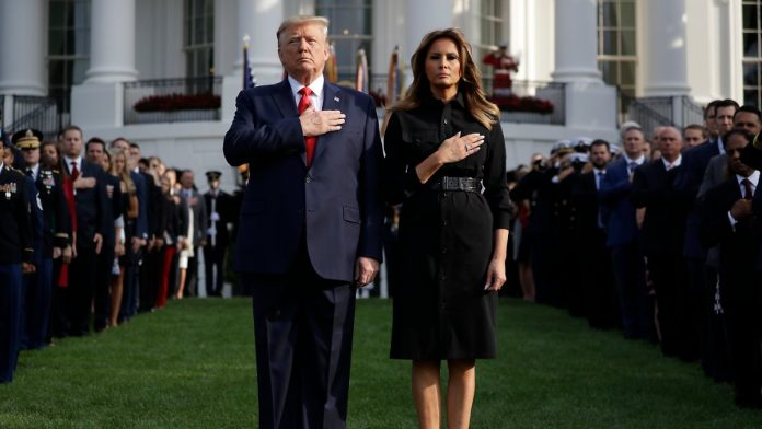 Not in the spotlight: Melania Trump probably doesn't want to go back to the White House