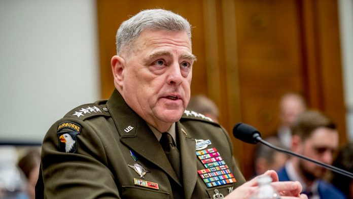 Reaching Nuclear Weapons: The US General Wanted to Stop Trump