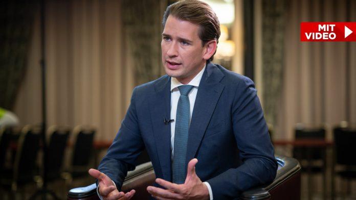 Saab Sebastian Kurz: The Austrian chancellor wants to accept zero Afghanis!  - local policy