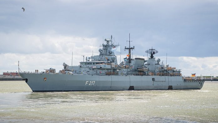 Ship cruises in the Indo-Pacific: China does not want to receive German frigates