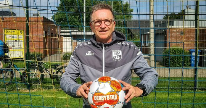 Sniffer column with Norbert Mayer, coach from 2008 to 2013