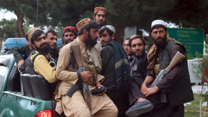 Taliban fighters reportedly killed a pregnant woman