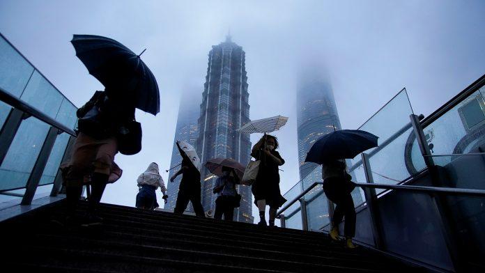 Tropical cyclone: Shanghai braces for Typhoon Chanthu