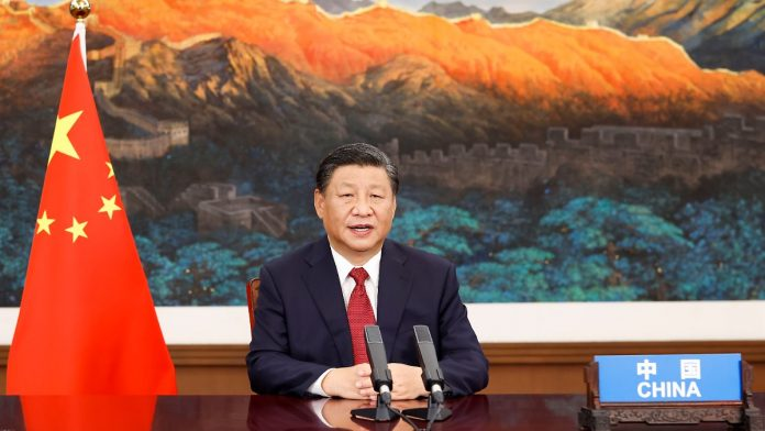 Xi at UN general debate: China: 'No new overseas coal-fired power plants'