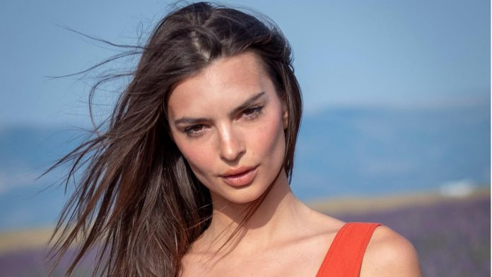 Emily Ratajkowski: Serious allegations against Robin Thicke!  He should have touched her