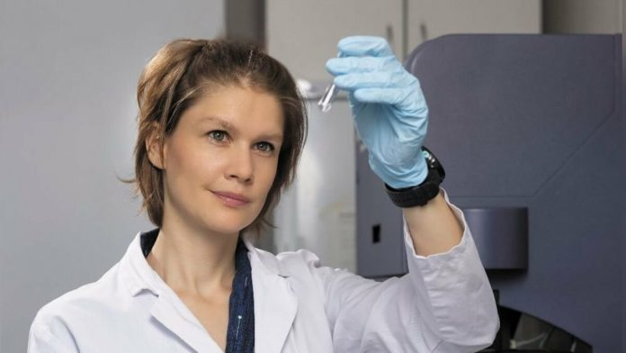Villejuif: Gustave-Roussy researcher Anne Gayle Joby awarded for her research against bladder cancer