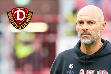 """Dynamo-coach Alexander Schmidt: """"We are not in crisis!"""""""