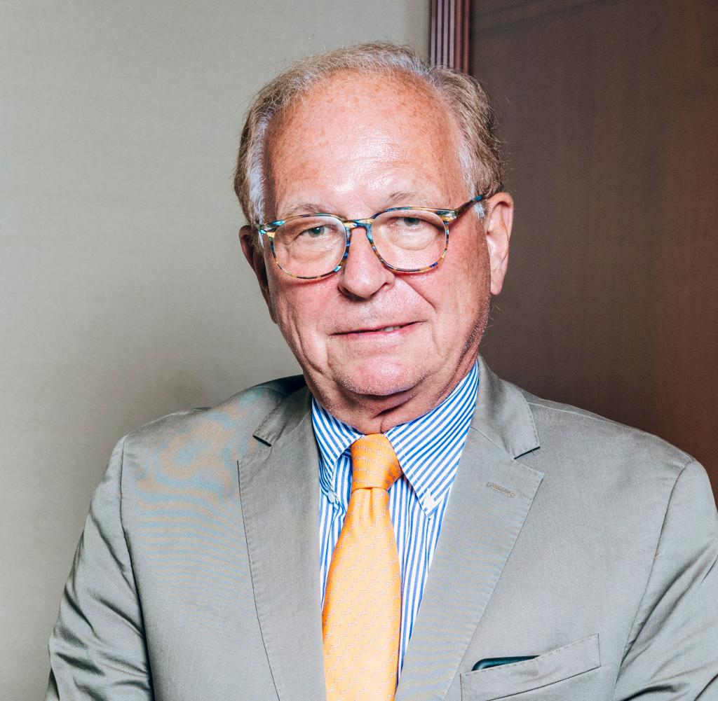 Wolfgang Ischinger, President of the Munich Security Conference