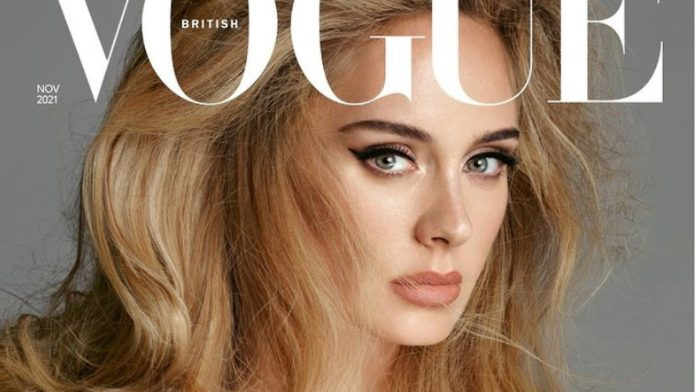 'It was about getting strong': Adele makes history with 'Vogue' cover