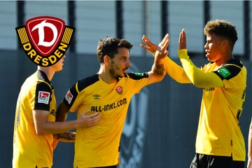Dynamo gains confidence in the friendly match against Victoria Berlin and celebrates a clear victory!