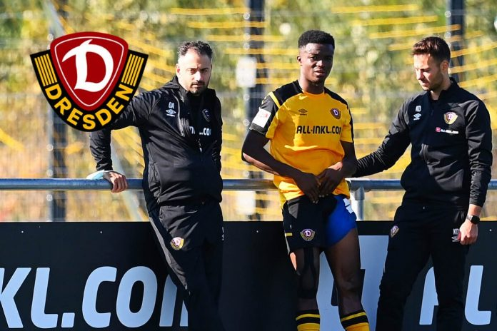 Dynamo Dresden: Will Michael Akoto be the next player in hospital?