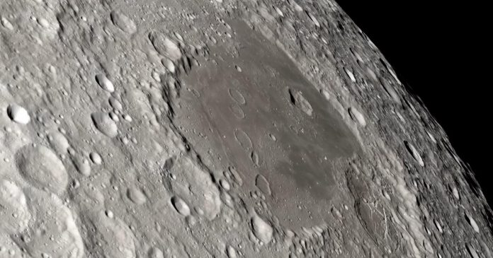 New rock samples could change the history of the moon
