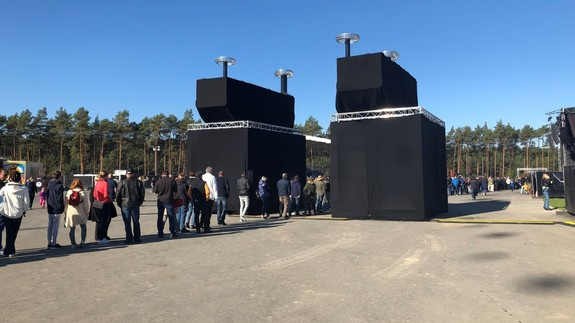 Elon Musk in Grünheide - Current information about the open day in the live tape