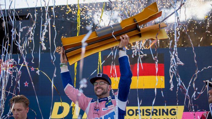 DTM: Franke Maximilian Götz becomes a surprise champion