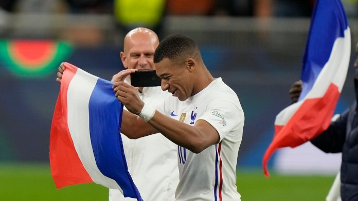 Mbappe celebrated a hero: France win the Nations League