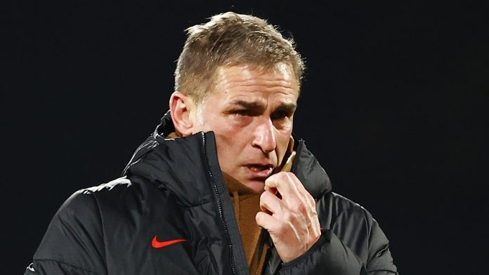 Turkey wins in the 99th minute: Stefan Koontz weeps for redemption