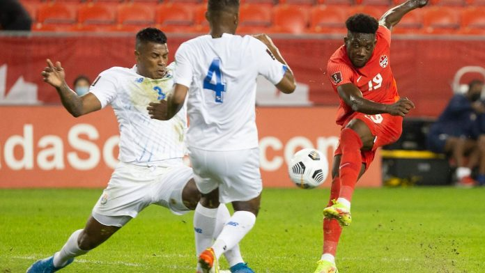 Bayern star and World Cup dream: Davis' quick goal drives Canada crazy