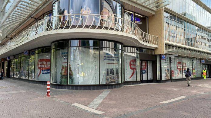 Aldi Go: No cash registers in the new branch