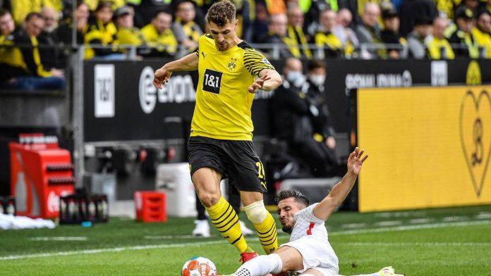 Thomas Meunier fällt für die kommenden Länderspiele Belgiens aus.