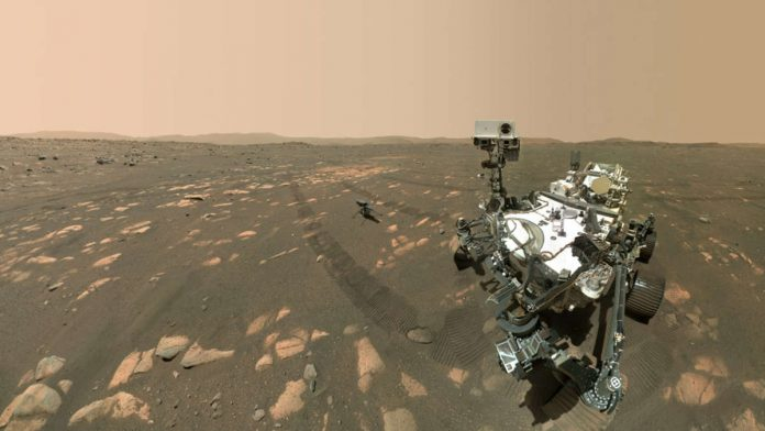 Mars: NASA's rover clarifies the crucial question before its maiden flight