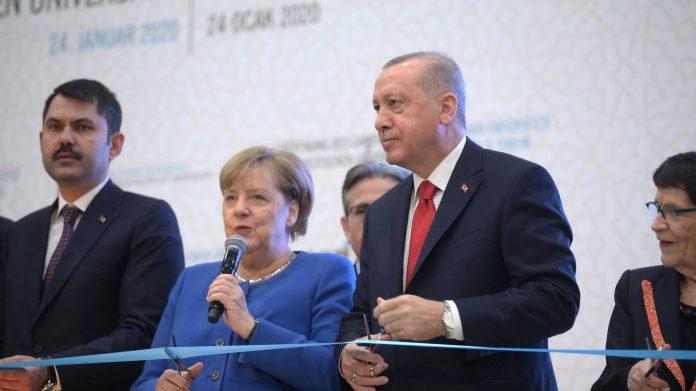 Merkel meets Erdogan in Istanbul - Topics for discussion announced