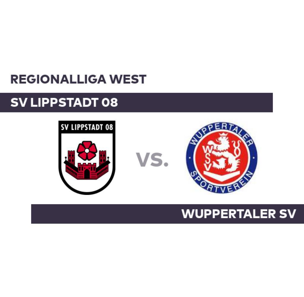 SV Lippstadt 08 - Wuppertaler SV: Thanks to Lübbers: Lippstadt tie - Regionalliga West