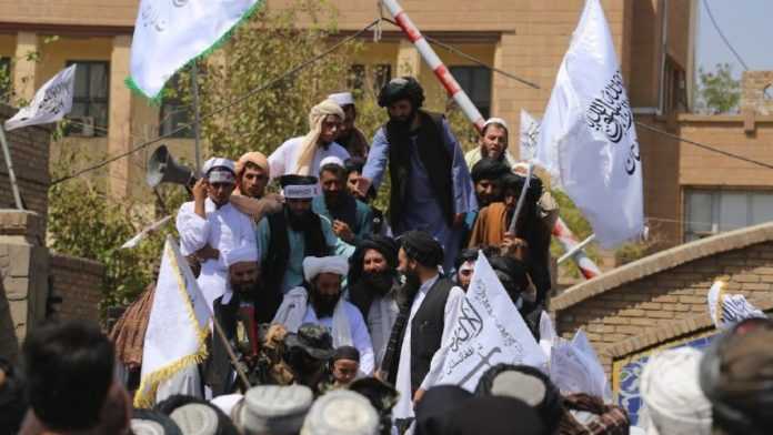 Special Envoy in Kabul: Britons meet with Taliban for talks