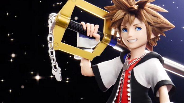 The final fighter in Super Smash Bros Ultimate is... Sora from Kingdom Hearts!  • Eurogamer.de