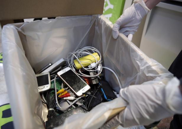 Thai mobile operator launches campaign to get rid of e-waste