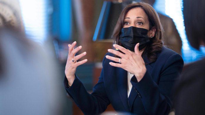 US Vice President Kamala Harris is under pressure again